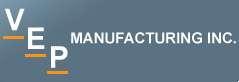 V.E.P. Manufacturing Logo