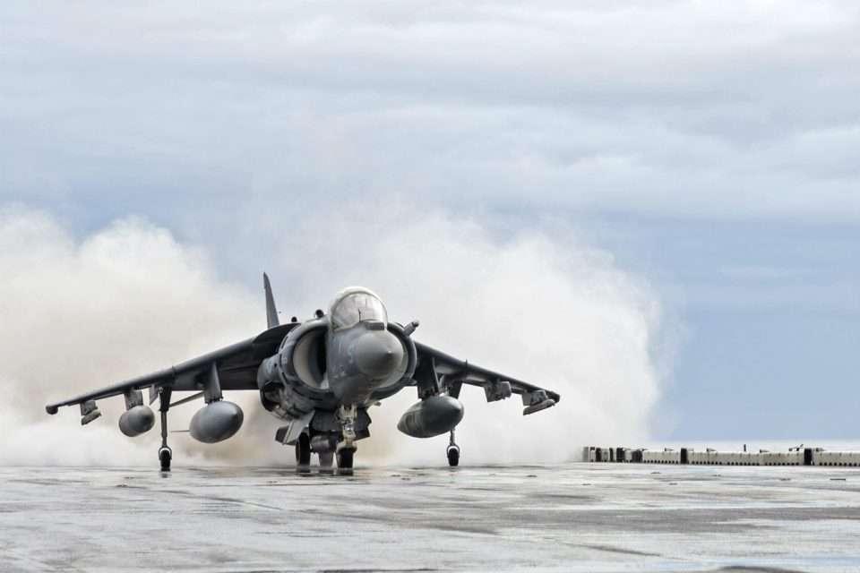 AV-8B-Harrier
