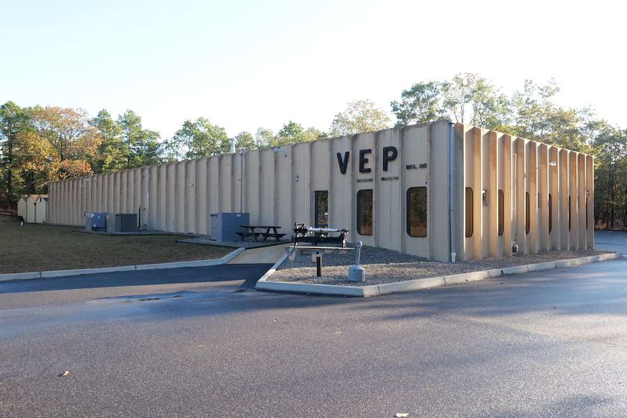 VEP Manufacturing building